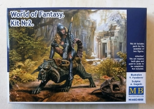 MASTERBOX 1/24 24008 WORLD OF FANTASY KIT No 2