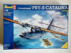 REVELL 1/48 04520 CONSOLIDATED PBY-5 CATALINA