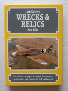 CHEAP BOOKS  ZB681 13TH EDITION WRECKS   RELICS