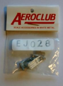 AEROCLUB 1/72 EJ028 F-100 EJECTION SEAT