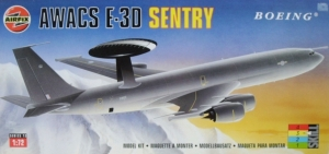 AIRFIX 1/72 12004 BOEING E-3D SENTRY  UK SALE ONLY