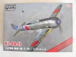 SWORD 1/72 72047 Ki-44-II SHOKI TOJO