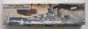 AIRFIX 1/600 F410S HMS IRON DUKE