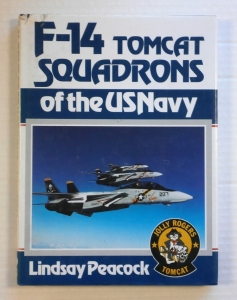 CHEAP BOOKS  ZB610 F-14 TOMCAT SQUADRONS OF THE US NAVY