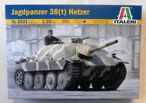 ITALERI 1/35 6531 JAGDPANZER 38 t  HETZER