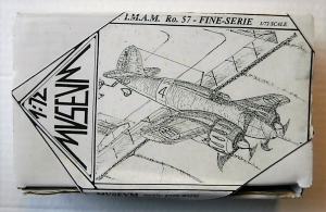 MUSEUM 1/72 I.M.A.M. Ro.57