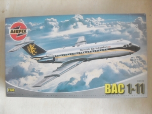 Model Airliner Kits | Airfix Airliners | Revell Airliners