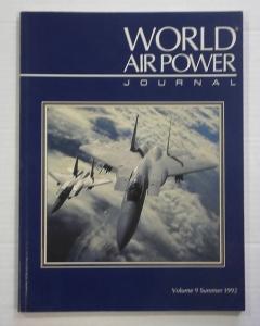 CHEAP BOOKS  ZB753 WORLD AIR POWER JOURNAL VOL 9 1992