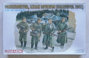 DRAGON 1/35 6116 PANZERMEYER LSSAH DIVISION MARIUPOL 1941
