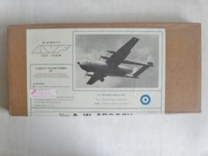 AIRWAYS VACFORM 1/72 A.W. ARGOSY