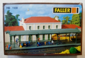 FALLER HO 1109 COVERED PLATFORM