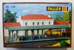 FALLER HO 1109 COVERED PLATFORM