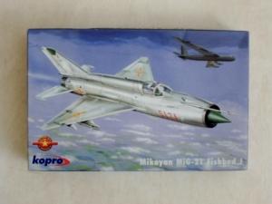 KOPRO 1/72 3175 MIKOYAN MiG-21 MF FISHBED J