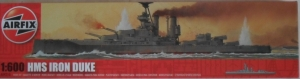 AIRFIX 1/600 04210 HMS IRON DUKE