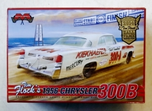 MOEBIUS 1/25 1212 1956 CHRYSLER 300B TIM FLOCK