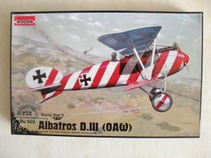 RODEN 1/32 608 ALBATROS D.III  OAW