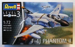 REVELL 1/72 03941 F-4J PHANTOM II