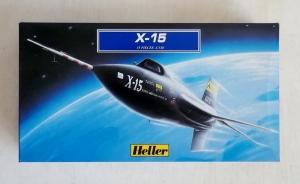 HELLER  80202 1/130 X-15