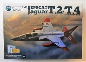 KITTYHAWK 1/48 80105 SEPECAT JAGUAR T.2/T.4