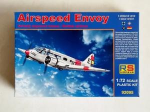 RS MODELS 1/72 92095 AIRSPEED ENVOY