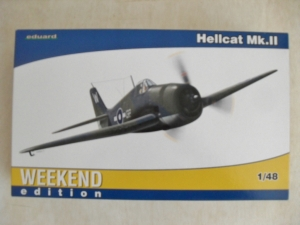 EDUARD 1/48 84134 HELLCAT Mk.II WEEKEND EDITION