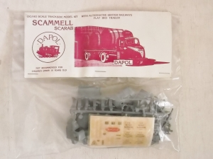 DAPOL HO/OO SCAMMELL SCARAB