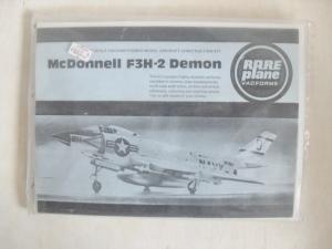 RAREPLANE 1/72 McDONNELL F3H-2 DEMON
