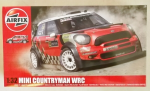 AIRFIX 1/32 03414 MINI COUNTRYMAN WRC