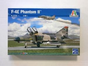 ITALERI 1/48 2770 F-4E PHANTOM II