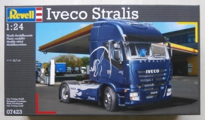 REVELL 1/24 07423 IVECO STRALIS