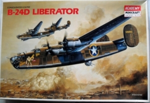 1/72 1692 CONSOLIDATED-VULTEE B-24D LIBERATOR