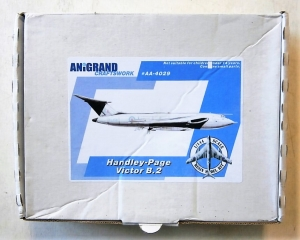 ANIGRAND 1/144 4029 HANDLEY PAGE VICTOR B.2