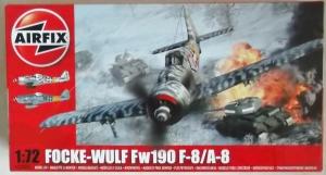 AIRFIX 1/72 02066 FOCKE-WULF Fw 190 F-8/A-8