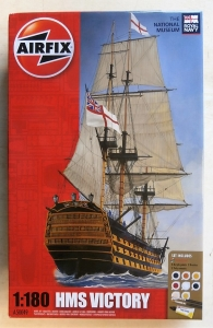 AIRFIX  50049 HMS VICTORY GIFT SET 1/180