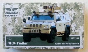ARMADA HOBBY 1/72 72202 IVECO-PANTHER