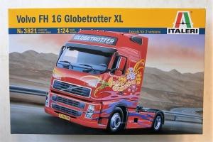ITALERI 1/24 3821 VOLVO FH 16 GLOBETROTTER XL