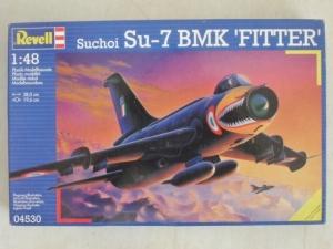 REVELL 1/48 04530 SUCHOI Su-7 BMK FITTER