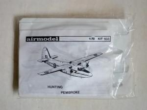 AIRMODEL 1/72 168 HUNTING PEMBROKE