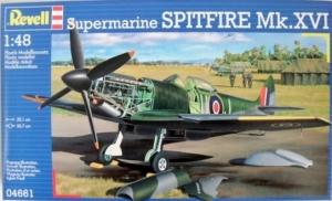 REVELL 1/48 04661 SUPERMARINE SPITFIRE Mk. XVI