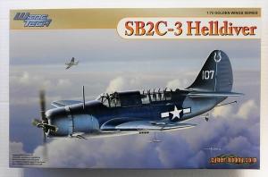 CYBER-HOBBYCOM 1/72 5059 SB2C-3 HELLDIVER