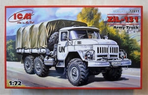 ICM 1/72 72811 ZIL-131 ARMY TRUCK