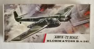AIRFIX 1/72 394 BLOHM   VOSS B.V.141