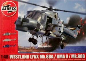 AIRFIX 1/48 10107 WESTLAND LYNX Mk.88A/HMA 8/Mk.90B