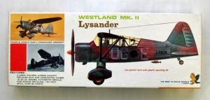 HAWK 1/48 563 WESTLAND LYSANDER Mk.II