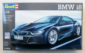 REVELL 1/24 07008 BMW I8