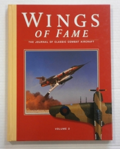 CHEAP BOOKS  ZB771 WINGS OF FAME VOLUME 2