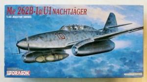 DRAGON 1/48 5519 MESSERSCHMITT Me 262B-1a/U1 NACHTJAGER