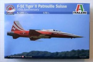 ITALERI 1/72 1395 F-5E TIGER II PATROUILLE SUISSE 50th ANNIVERSARY