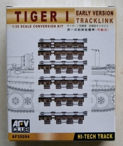 AFV CLUB 1/35 35094 TIGER I EARLY VERSION TRACK LINKS
