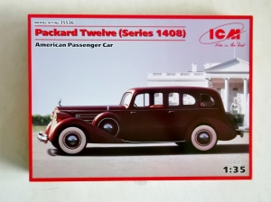 ICM 1/35 35536 PACKARD TWELVE  SERIES 1408